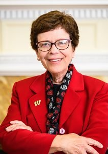 Chancellor Rebecca Blank, UW-Madison