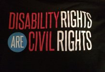 Disability rights banner (CC BY-NC-ND 2.0)