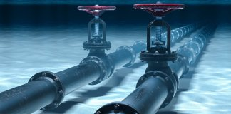 3D rendering of pipelines underwater | Getty Images