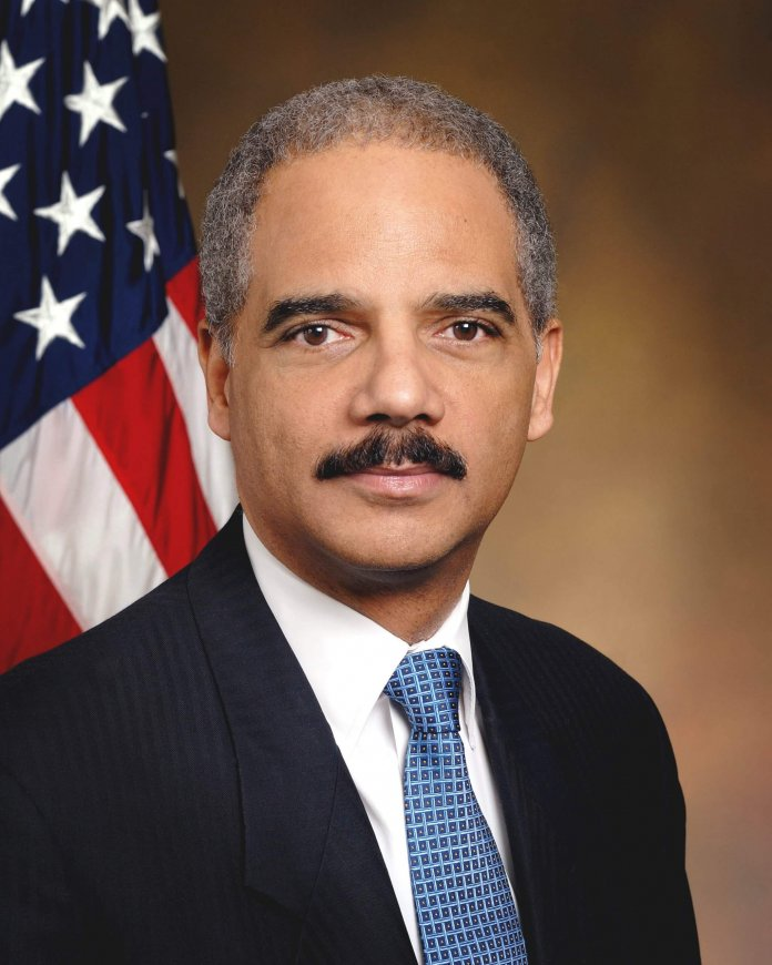 Eric Holder (By United States Department of Justice, public domain)