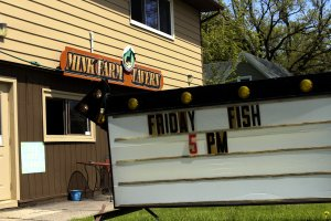 Mink Farm Tavern Fish Fry