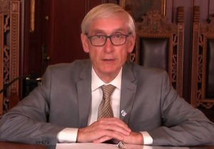 Gov. Tony Evers from his media briefing 5/14/20