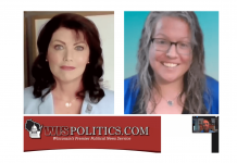 Rebecca Kleefisch and Erin Forrest headline a WisPolitics virtual event on 5/28/20