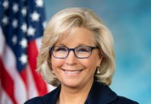Rep. Liz Cheney (R-Wyoming) (Official Portrait)